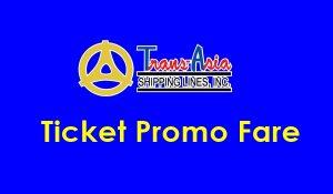Trans Asia Ticket Promo