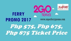 naitas 2go travel promo 2017