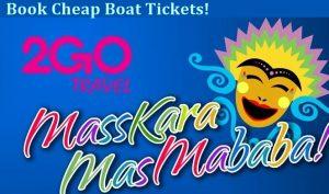 manila to bacolod 2go superferry ticket promo 2017