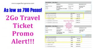 2go travel superferry boat ticket promo outlets cheap fares