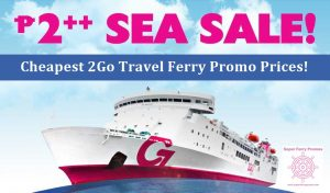 2go superferry 2018 low boat promo fare